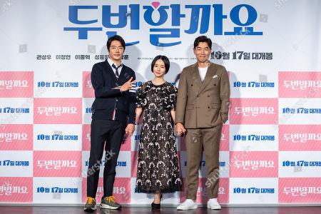 Kwon Sang-woo, Lee Jung-hyun, Lee Jong-hyuk