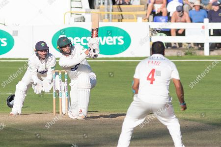 Editorial picture of Glamorgan County Cricket Club v Leicestershire County Cricket Club, Specsavers County Champ Div 2., Day Two - 17 Sep 2019