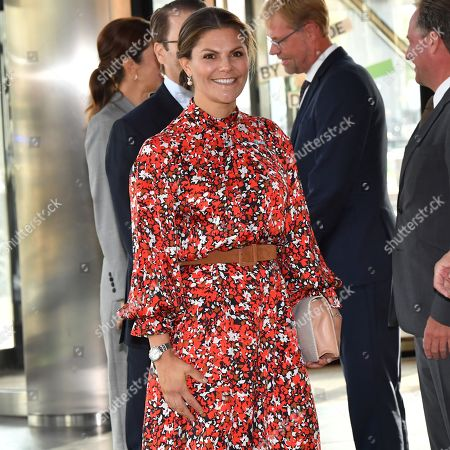 Swedish Royals visit to Denmark
