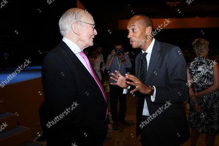 Sir Menzies Campbell and Chuka Umunna