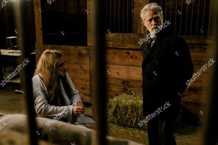 Lizzie Boys as Annie and Jason Priestley as Tony