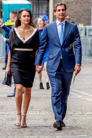 Editorial picture of Prinsjesdag celebrations, The Hague, Netherlands - 17 Sep 2019