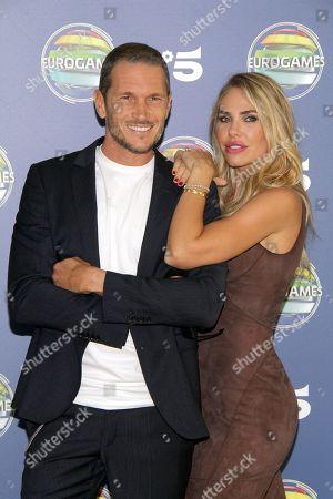 Alvin and Ilary Blasi