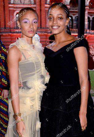 Adwoa Aboah and Kesewa Aboah