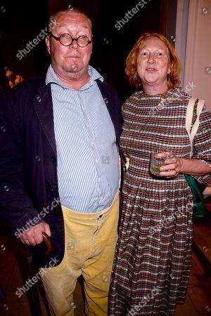 Fergus Henderson and Margot Henderson