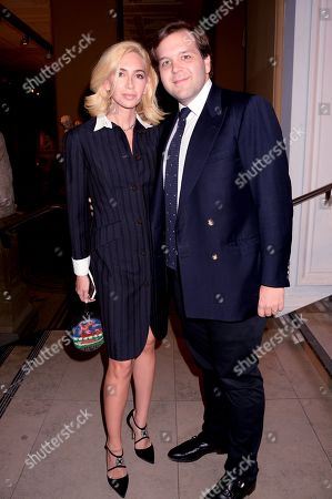 Editorial photo of Tim Walker: Wonderful Things exhibition launch, Victoria and Albert Museum, London, UK - 17 Sep 2019