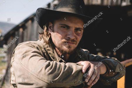 Luke Grimes as Kayce Dutton
