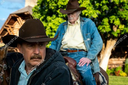 Editorial picture of 'Yellowstone' TV Show Season 2 - 2019