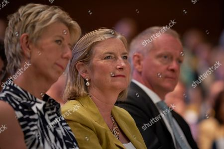 Sarah Wollaston MP and Phillip Lee MP at the Liberal Democrats Party Conference