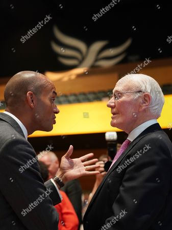 Editorial photo of Liberal Democrats party conference, Day 4, Bournemouth International Centre, UK - 17 Sep 2019