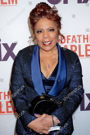 Stock Photo of Valerie Simpson