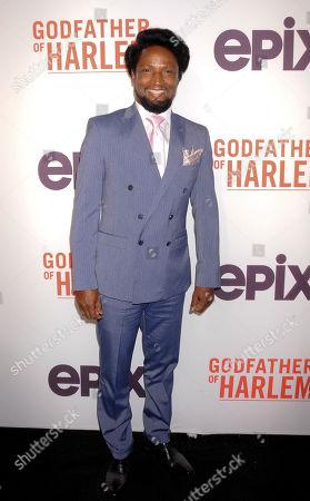 Editorial image of 'Godfather of Harlem' TV Show screening, New York, USA - 16 Sep 2019