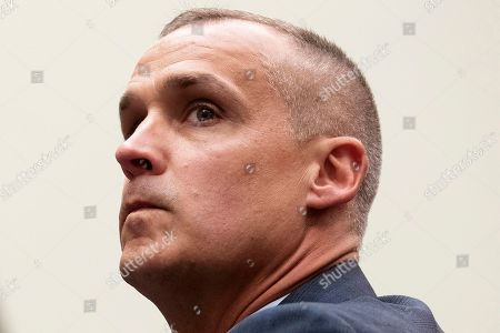 Former Trump campaign manager Corey Lewandowski appears before the House Judiciary Committee hearing entitled, 'Presidential Obstruction of Justice and Abuse of Power', on Capitol Hill in Washington, DC, USA, 17 September 2019. Former White House Staff Secretary Rob Porter and former White House Deputy Chief of Staff Rick Dearborn, who were both subpoenaed to appear beside Corey Lewandowski, did not show up. The White House has claimed Lewandowski is protected by executive privelege and has been directed not to answer questions regarding conversations on government matters with President Trump or senior administration officials. The committee is seeking information on possible obstruction of justice that former special counsel Robert Mueller detailed in his report.