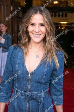 Stock Picture of Amanda Byram