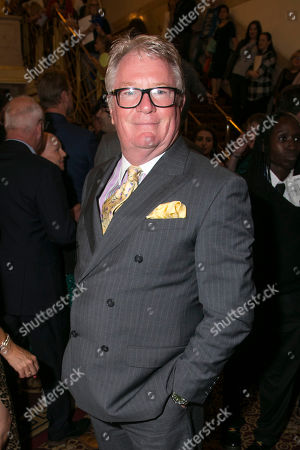 Editorial photo of 'Big The Musical' arrivals, Gala Night, London, UK - 17 Sep 2019