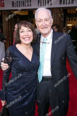 Editorial picture of 'Big The Musical' arrivals, Gala Night, London, UK - 17 Sep 2019