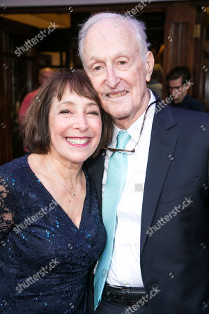 Stock Photo of Didi Conn and David Shire (Music)