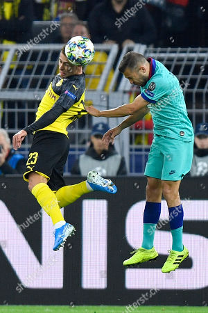 Editorial image of Soccer Champions League, Dortmund, Germany - 17 Sep 2019