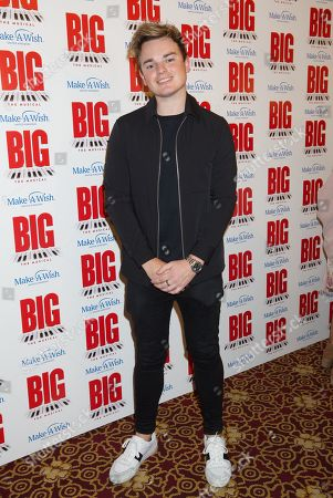 Editorial image of 'BIG The Musical', Arrivals, Dominion Theatre, London, UK - 17 Sep 2019