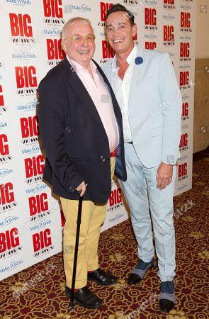 Christopher Biggins & Craig Revel Horwood