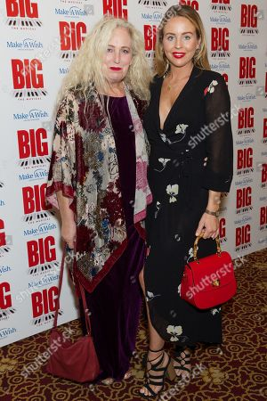 Editorial picture of 'BIG The Musical', Arrivals, Dominion Theatre, London, UK - 17 Sep 2019