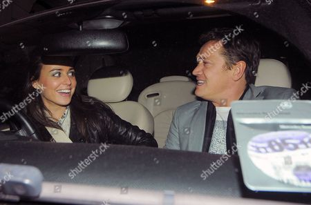 Polly Parsons and Sid Owen