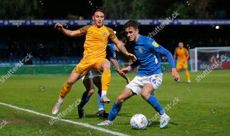 Editorial image of Macclesfield Town v Newport County - League 2 - 17 Sep 2019