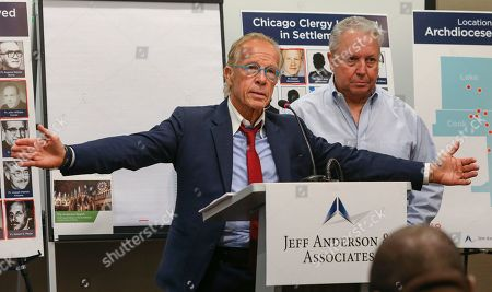 Editorial photo of Clergy Abuse, Chicago, USA - 17 Sep 2019