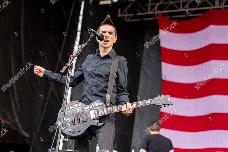 Anti-Flag - Justin Sane
