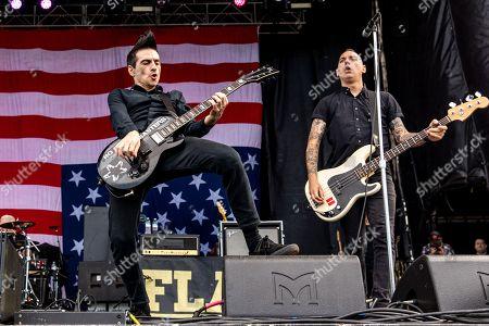Anti-Flag - Justin Sane and Chris Barker