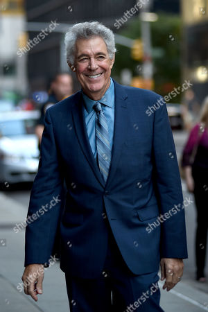 Editorial image of 'The Late Show With Stephen Colbert' TV show, New York, USA - 17 Sep 2019