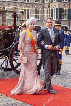 Princess Laurentien and Prince Constantijn