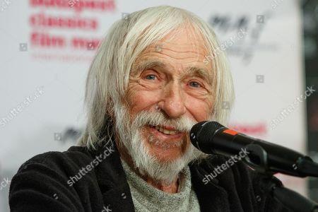 Pierre Richard's press conference at the Budapest Classic Film Marathon - Pierre Richard