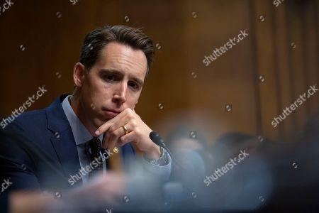 Editorial picture of Holocaust-Era Insurance Claims hearing, Washington DC, USA - 17 Sep 2019