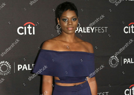 Editorial image of TV Afton Williamson, Beverly Hills, USA - 08 Sep 2018