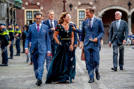 Editorial image of Little Prince Day, The Hague, Netherlands - 17 Sep 2019