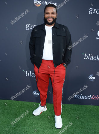 Stock Image of Anthony Anderson