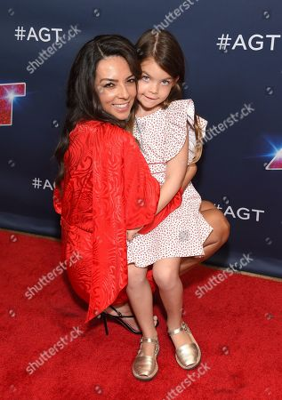 Editorial picture of 'America's Got Talent' TV show, Season 14, Arrivals, Dolby Theatre, Los Angeles, USA - 17 Sep 2019