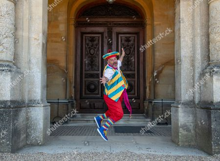 Editorial image of Beauty & The Beast pantomime press launch, Buckingham, UK - 17 Sep 2019