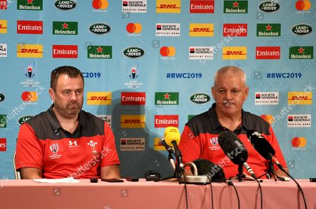 Editorial image of Wales Rugby Media Interviews - 18 Sep 2019