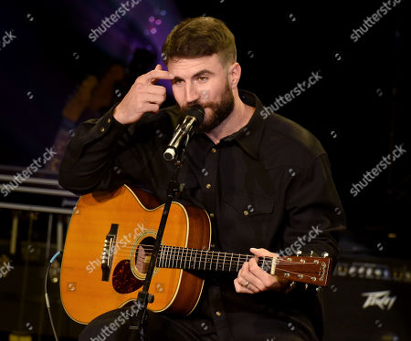 Stock Picture of Sam Hunt