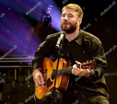 Editorial photo of Nashville Songwriter Awards 2019, Show, Nashville, USA - 17 Sep 2019