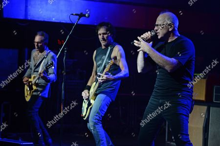 Stock Picture of Bad Religion, Mike Dimkich, Jay Bentley, Greg Graffin