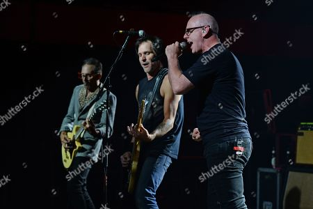 Stock Image of Bad Religion, Mike Dimkich, Jay Bentley, Greg Graffin