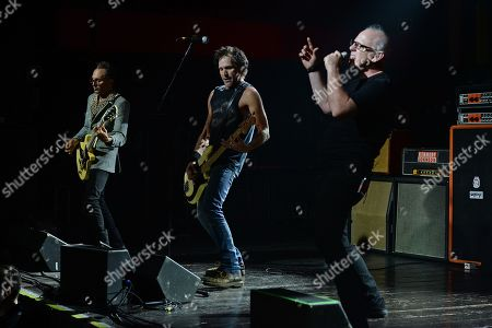 Bad Religion, Mike Dimkich, Jay Bentley, Greg Graffin