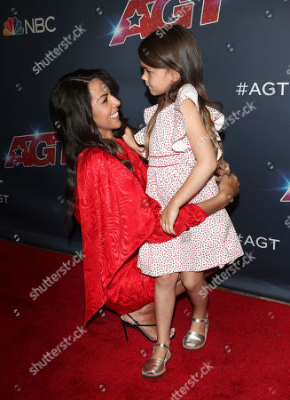 Editorial photo of 'America's Got Talent' TV show, Season 14, Arrivals, Dolby Theatre, Los Angeles, USA - 17 Sep 2019