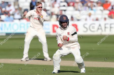 Editorial image of Essex CCC vs Surrey CCC, Specsavers County Championship Division 1, Cricket, The Cloudfm County Ground, Chelmsford, Essex, United Kingdom - 18 Sep 2019
