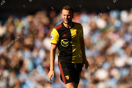 Tom Cleverley of Watford.