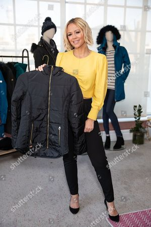 Kimberley Walsh unveils her AW19 collaboration with Regatta Great Outdoors.