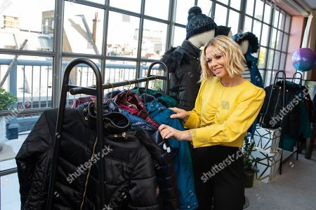 Editorial picture of Regatta clothing launch in London, UK - 18 Sep 2019.